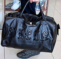 Мужская сумка Phillip Plein, черного цвета