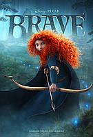 Blue-ray мультфильм: Відважна (Blu-ray) (2012)