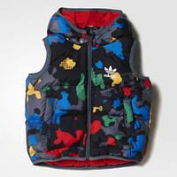 Детский жилет adidas YWF(АРТИКУЛ:S95930)
