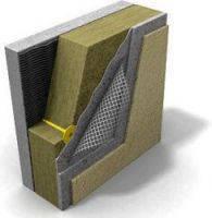 Базальтовая плита ТЕХНОФАС 50мм/0,72м2(2,88м2 уп)