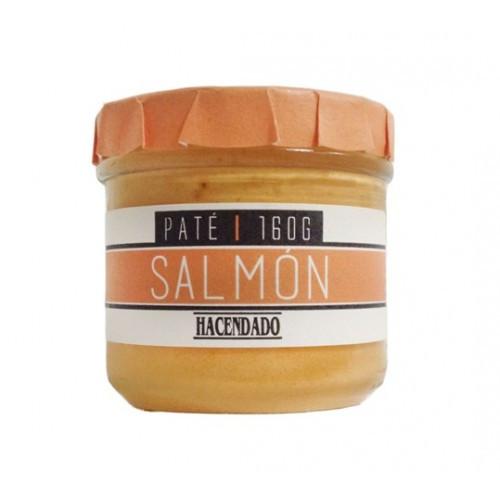 Hacendado Pate Salmon Хакендадо саламон паштет лососоевый, 160г.