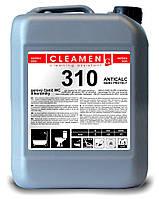 Моющее для унитазов и керамики экстра кислотный 5 л WC CLEAMEN 310