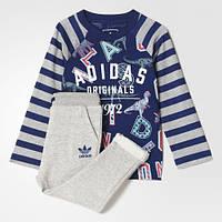 Детский костюм adidas FR NEW(АРТИКУЛ:S95945)