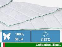 Одеяло шелковое Летнее Чехол микросатин 0501