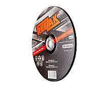 Диск абразивный шлифовальный REEZAK по металлу T27 230х6.0х22.2 (999052250)