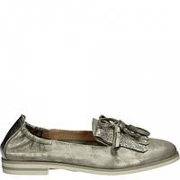 Туфли женские кожаные Venezia 243110 сер., фото 1