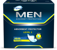 Прокладки урологічні Тена Men 2 №20