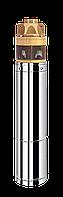 Насос скважинный вихревой VOLKS pumpe  3SKm100 0.75кВт + кабель 15м и пульт