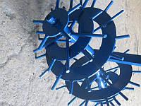 Культиватор Ёж дисковый междурядный, просапной для тракторов и мотоблоков Бут