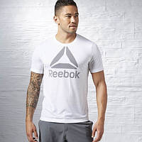 Мужсая футболки Reebok Workout Ready( Артикул: S95486)