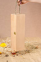 Винная заготовка-короб деревянная