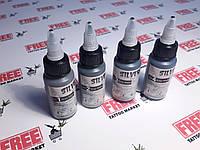 Теневая краска SILVERBACK INK  (НАБОР)  1oz