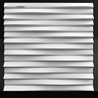 "Гипсовые 3D панели ""Linen 1"""