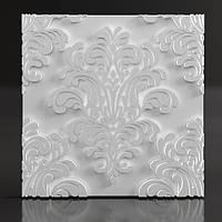 """Гипсовые 3D панели """"Baroque"""""""
