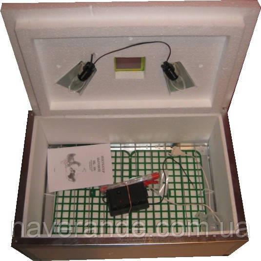 Инкубатор бытовой Наседка ИБ-100 (Ручной переворот)