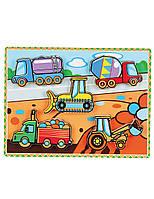 Развивающие и обучающие игрушки «Viga Toys» (56439) рамка-вкладыш Спецмашины