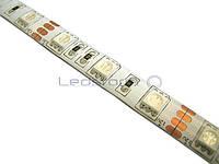 Светодиодная лента 5050 60 диодов\метр Герметичная Standart
