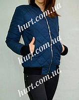 Стильная демисезонная куртка для женщин 10431