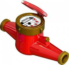 Многоструйный счётчик горячей воды GROSS MTW-UA