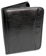 Деловая папка из искусственной кожи 4U Cavaldi KS8031 черная