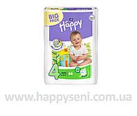 Подгузники Bella Baby HAPPY MAXI (4) 66шт.