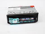 Автомагнитола Pioneer 6317D Съемная панель - Usb+RGB подсветка+Fm+Aux+ пульт, фото 7