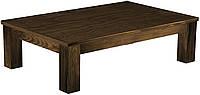 Стол журнальный из дерева 136