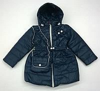 Пальто на девочку деми 92, 98, 104, 110, 116р.