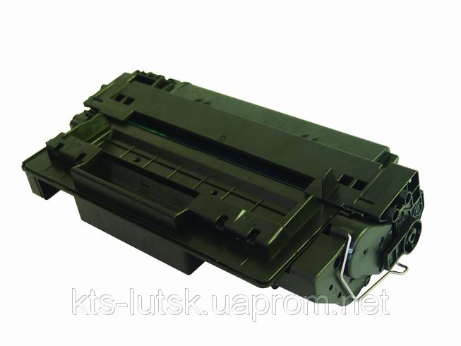 Картридж Q7551A, CRH-51A-BK, б.у. первопроходный