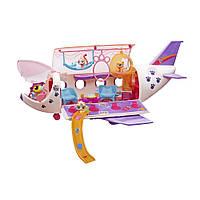 Игровой набор Littlest Pet Shop Самолет для зверюшек B1242. Оригинал Hasbro