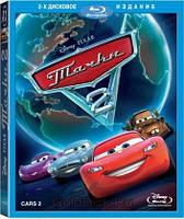 Blue-ray мультфильм: Тачки 2 (2 Blu-Ray) США (2011)