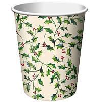 Бумажные стаканчики 110мл с рисунком (50 шт.)