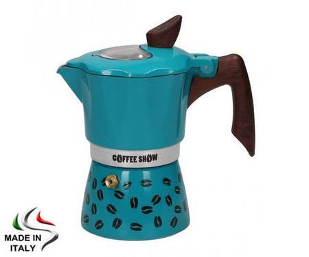 Гейзерная кофеварка GAT Coffee Show 0.15 л (834)