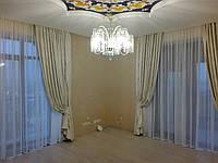 Дизайн штор в спальню