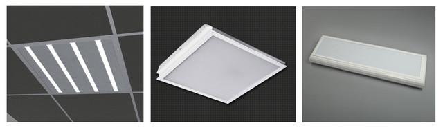 Светодиодные (led) панели, офисные светильники