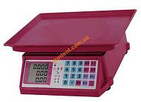 Торговые весы ACS-802 Олимп 40кг для предприятий торговли, общественного питания