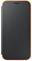 Чохол-книжка Neon Flip Cover Samsung Galaxy A3 2017 SM-A320H Black (EF-FA320PBEGRU)
