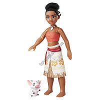 Плавающая кукла Моана Ваяна Disney Ocean Explorer Doll with Pua - Moana