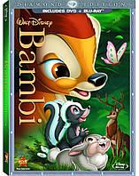 Blue-ray мультфильм: Бэмби (Blu-ray)