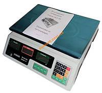 Торговые весы Олимп ACS-А9 40кг для предприятий торговли, общественного питания