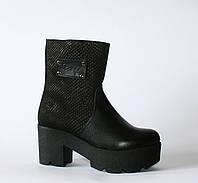 Зимние ботинки Laif оригинал Португалия натуральная кожа замша шерсть 36