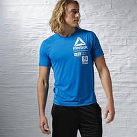 Мужская спортивная футболка Reebok ONE Series ACTIVChill M (Артикул:S93600)