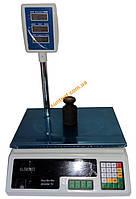 Торговые весы Олимп ACS-D1 40кг для предприятий торговли, общественного питания