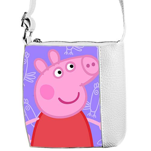 Детская сумка для девочки Mini Miss Peppa Pig