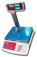 Торговые весы Олимп ACS-768-D 40кг для предприятий торговли, общественного питания