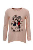 Весенние кофточки-туники для девочек от производителя Glo-story 98-128р.