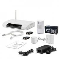 Ajax WGC-103 KIT + WS-101 Комплект GSM сигнализация Ajax WGC-103 KIT + брелоки