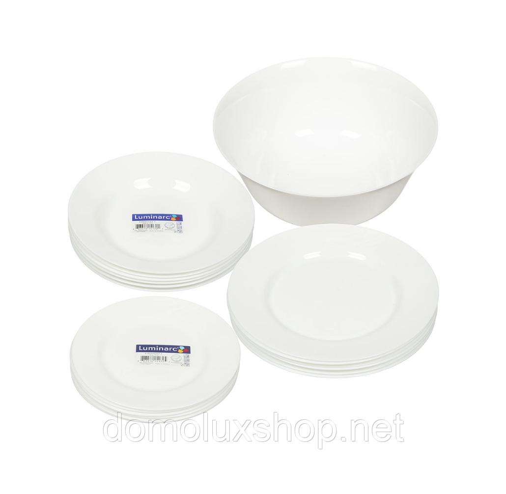 Luminarc Everyday Сервиз столовый 19 предметов (G0567)