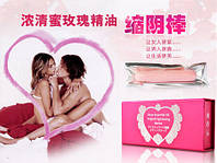 Палочка Доянь VIP для сужения и лечения с розовым маслом (женский подарочный набор) (18+)