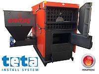 Пеллетный котел Emtas  2 шнека, EK3G-CSОА/S-470, 548 кВт, автоматический поджиг